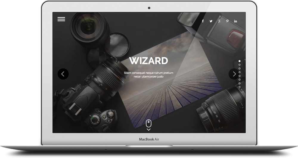 wizard-wordpress-theme