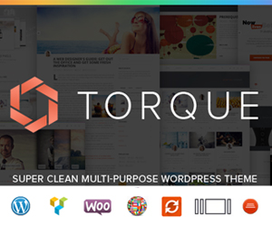 torque wordpress theme